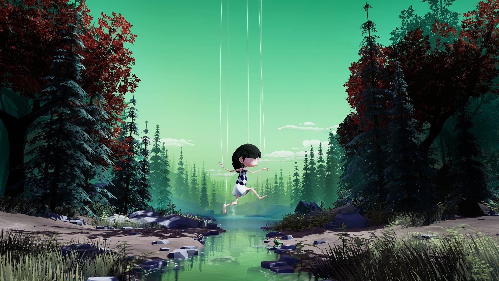 A Juggler's Tale – V hlavnej úlohe bábka na špagátoch.