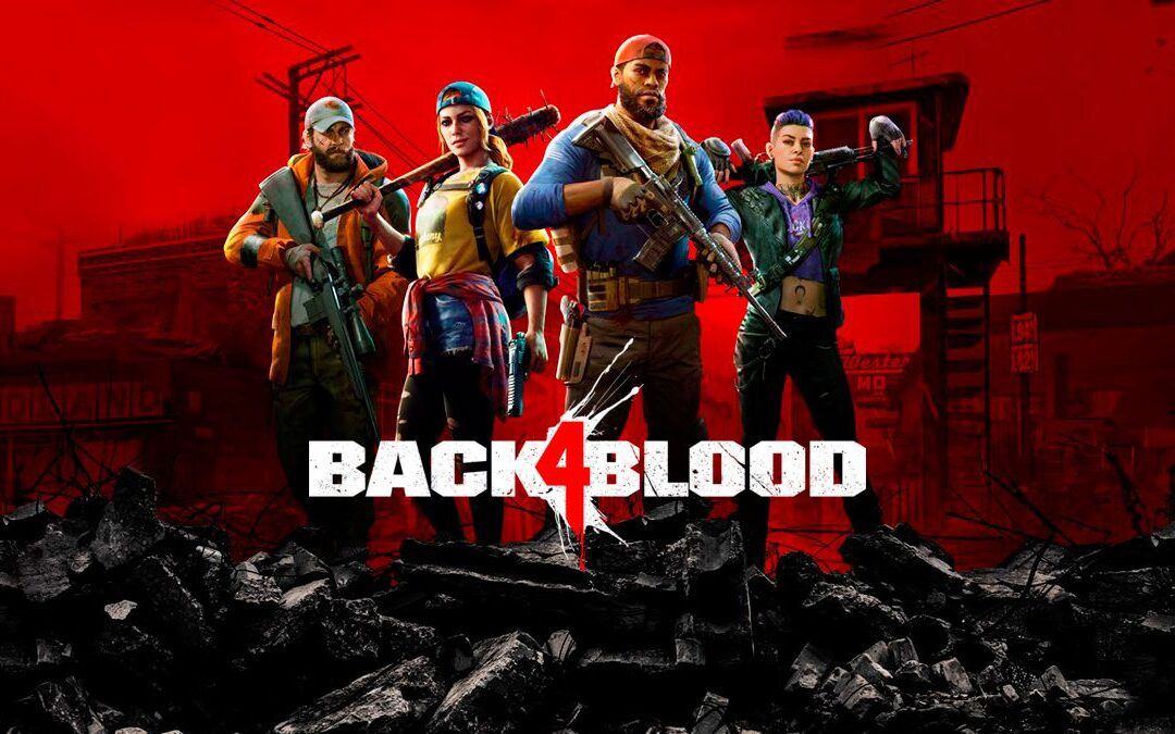 Back 4 Blood  – Kooperatívna zombie akcia už vyšla.