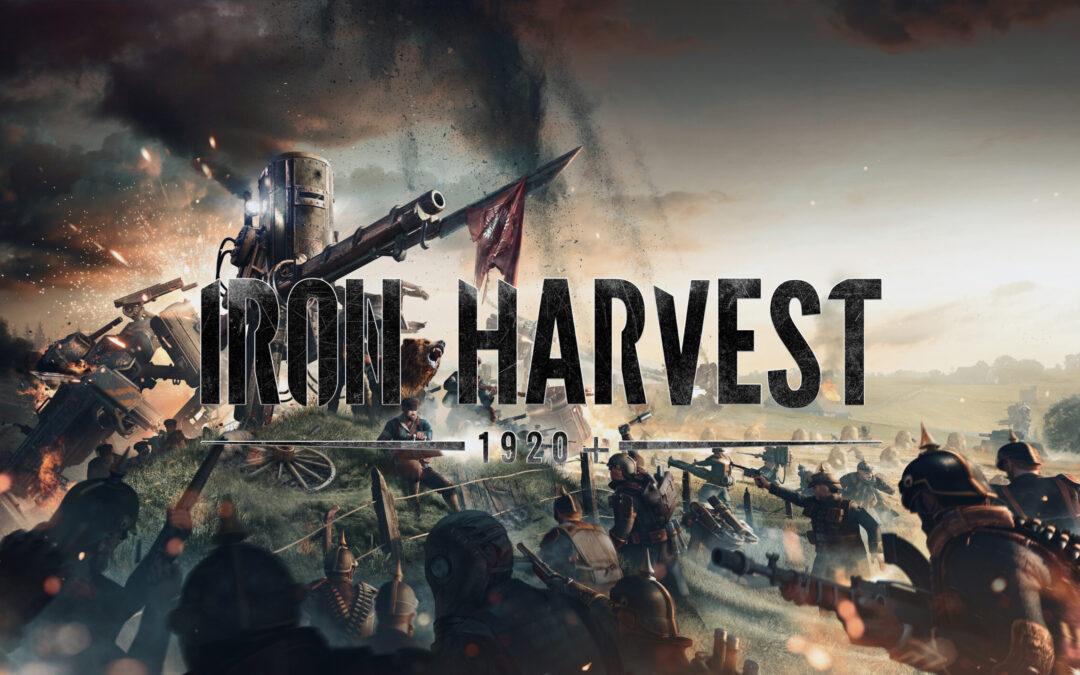 Iron Harvest – Stratégia na štýl slávnej série Company of Heroes