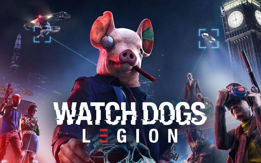Watch Dogs: Legion – Systémové PC požiadavky.