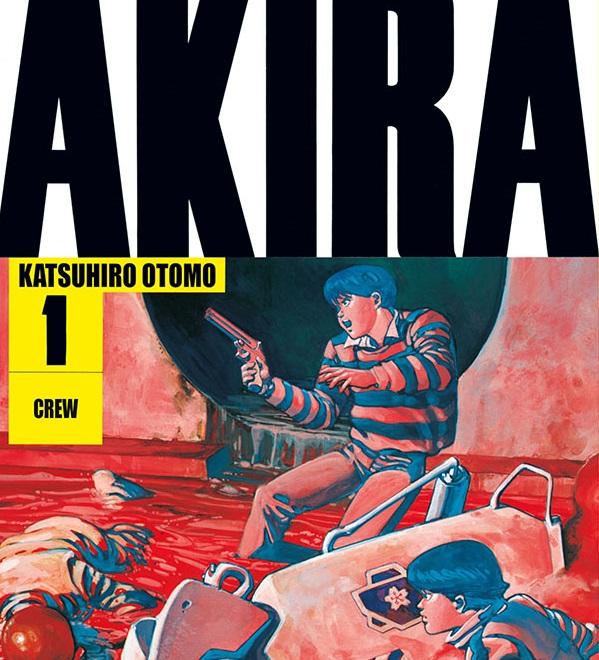 Akira 01 – Legendárna manga konečne aj u nás!