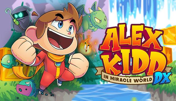 Alex Kidd in Miracle World DX – Nová retro plošinovka dostala dátum.