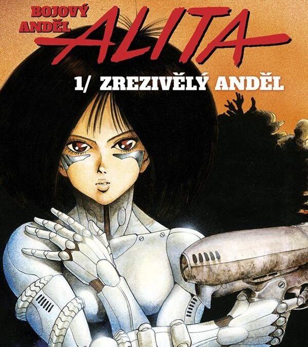 Bojový anděl Alita 01: Zrezivělý anděl