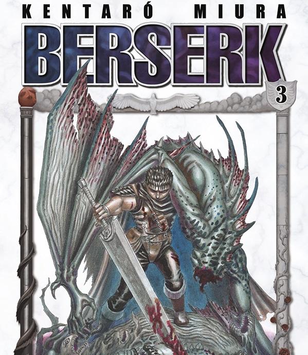 Berserk 03 – Začiatok hlavného príbehu.