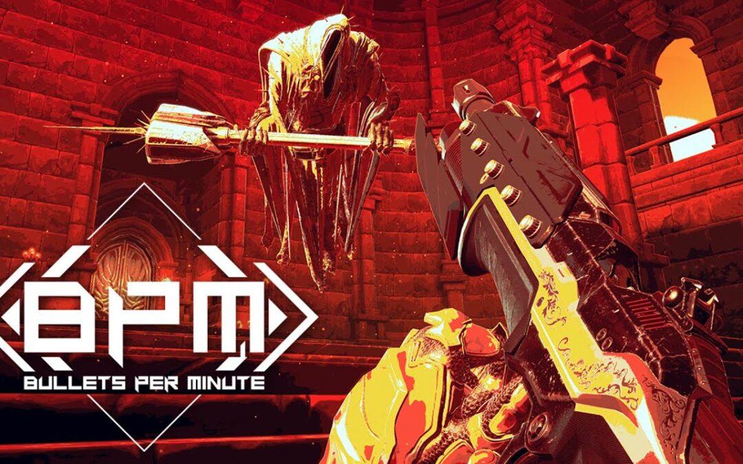 BPM: BULLETS PER MINUTE – Doom ako metalový muzikál?