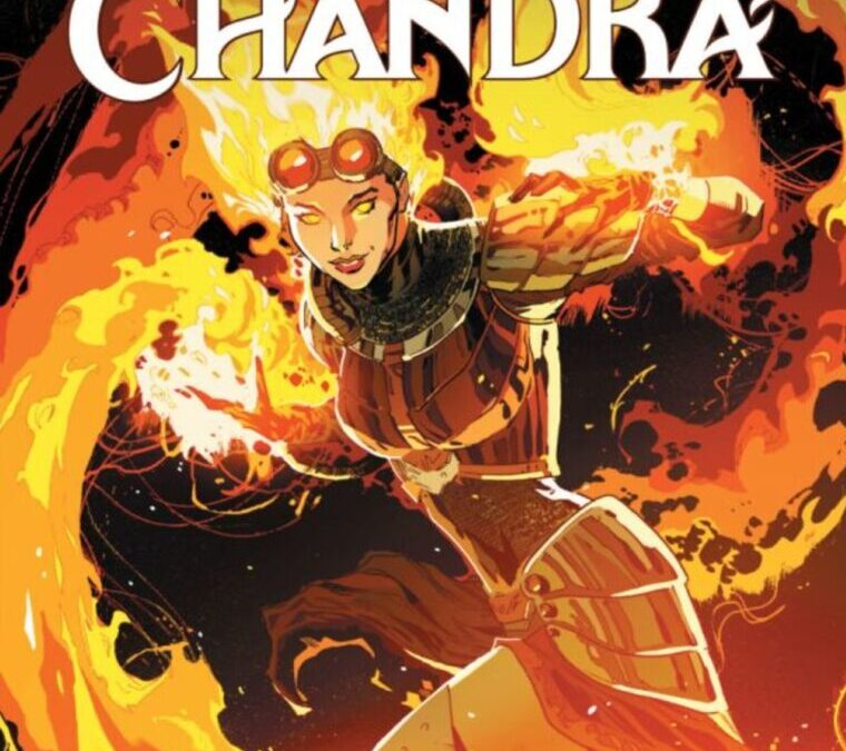 Magic the Gathering: Chandra