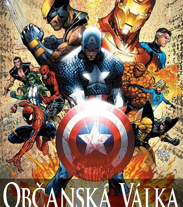 Legendy Marvel – Občanská válka