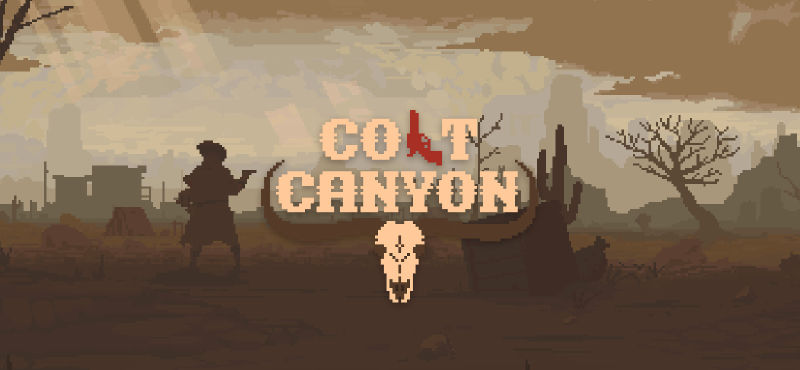 Colt Canyon – Westernové rogue-like