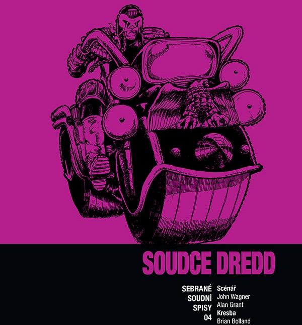 Soudce Dredd: Sebrané soudní spisy 04