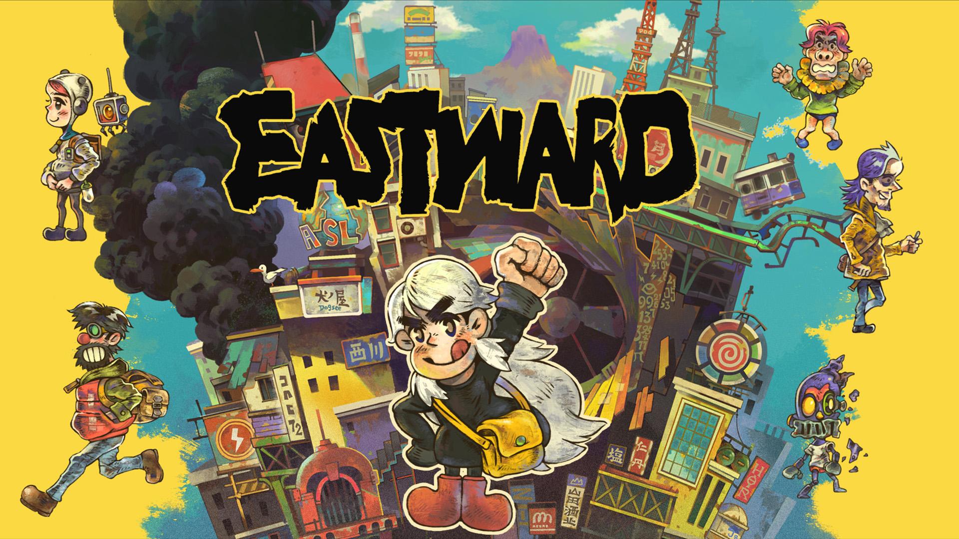 Eastward – Nové pixelartové RPG dnes vyšlo.