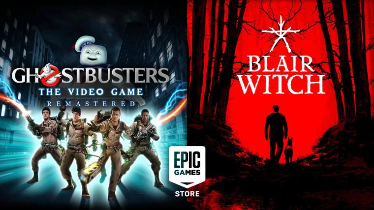 Epic rozdáva 2 skvelé hry s Halloweenskou tematikou.