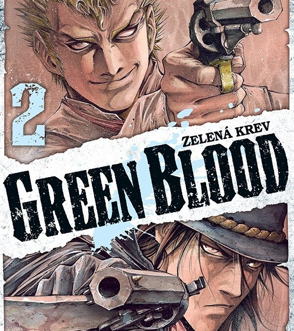 Green Blood – Zelená krev 1 + 2