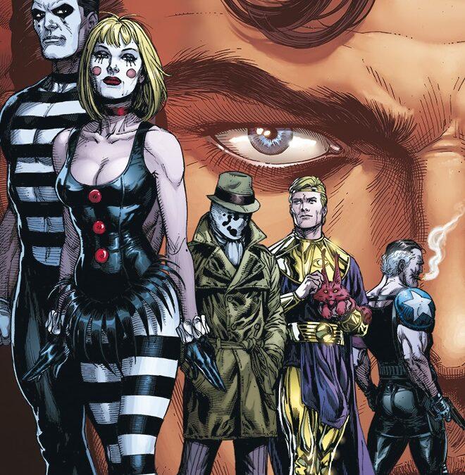 Hodiny posledního soudu 1 – Stretávajú sa tu Watchmen s DC univerzom