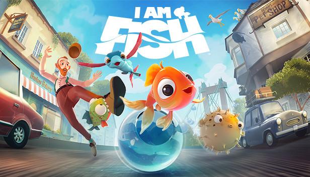 I Am Fish – Plošinovka s rybkami v hlavnej úlohe už vyšla.