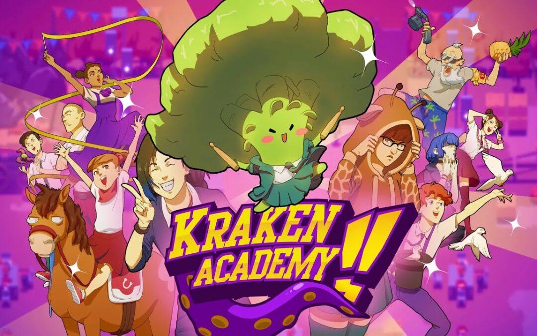 Kraken Academy!! – Stredoškolákom na zvláštnej akadémii.