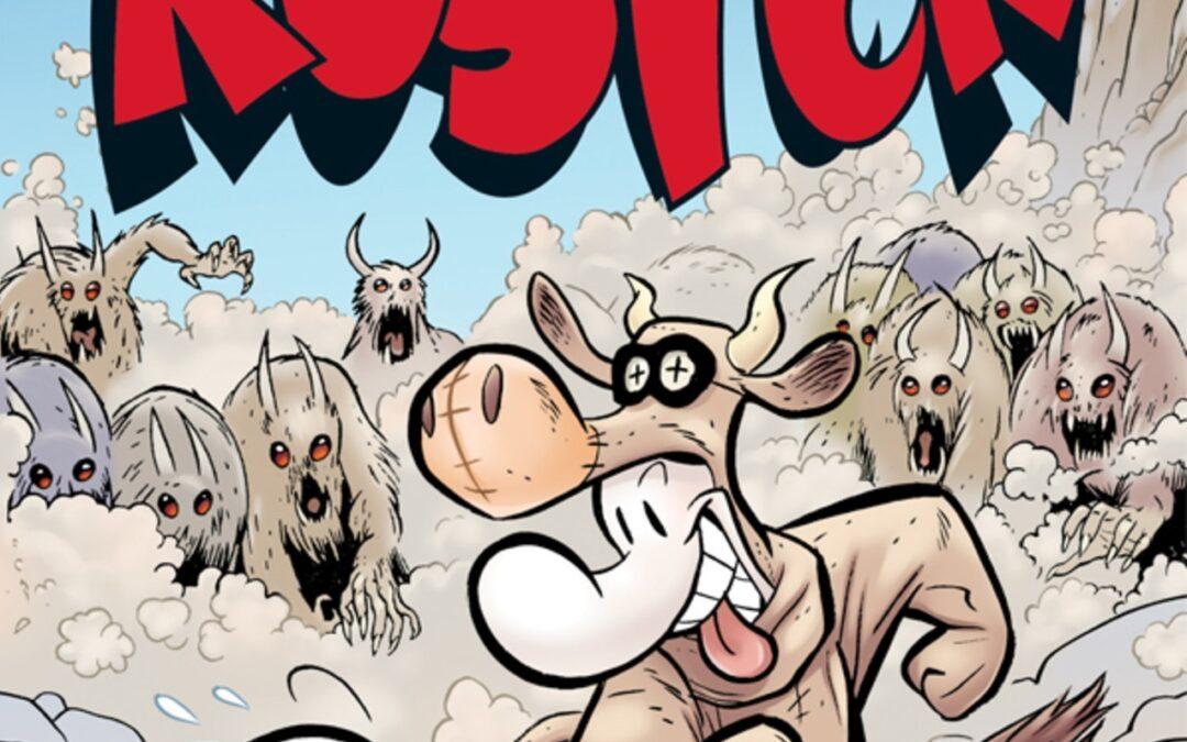 Kůstek 2: Velké kraví dostihy (barevné vydání)