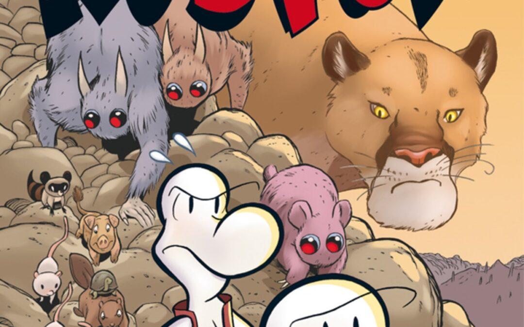 Kůstek 05: Ostrozub, vládce východního pomezí (barevné vydání)
