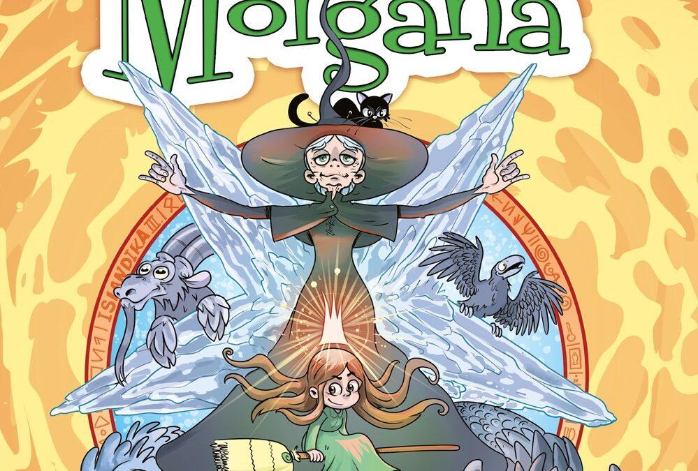 Morgavsa a Morgana 03: Princezna čarodějka