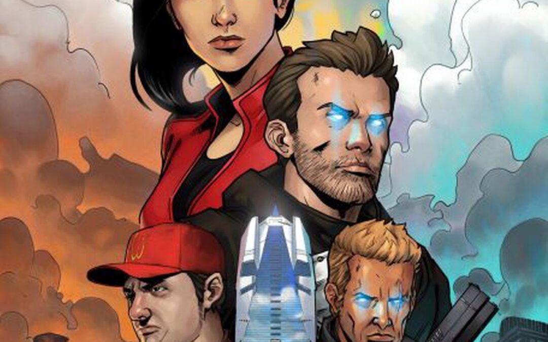 Nanits Chronicles – Vydarené sci-fi pochádzajúce z Česka.