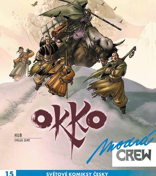 Modrá Crew 15 – Okko: Cyklus země