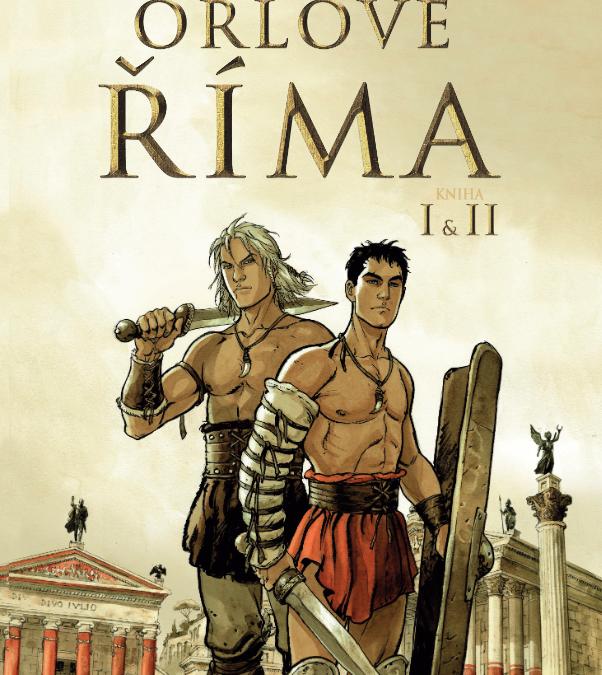 Orlové Říma I+II