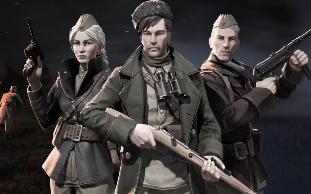 Partisans 1941 – Taktická stratégia na štýl Commandos.