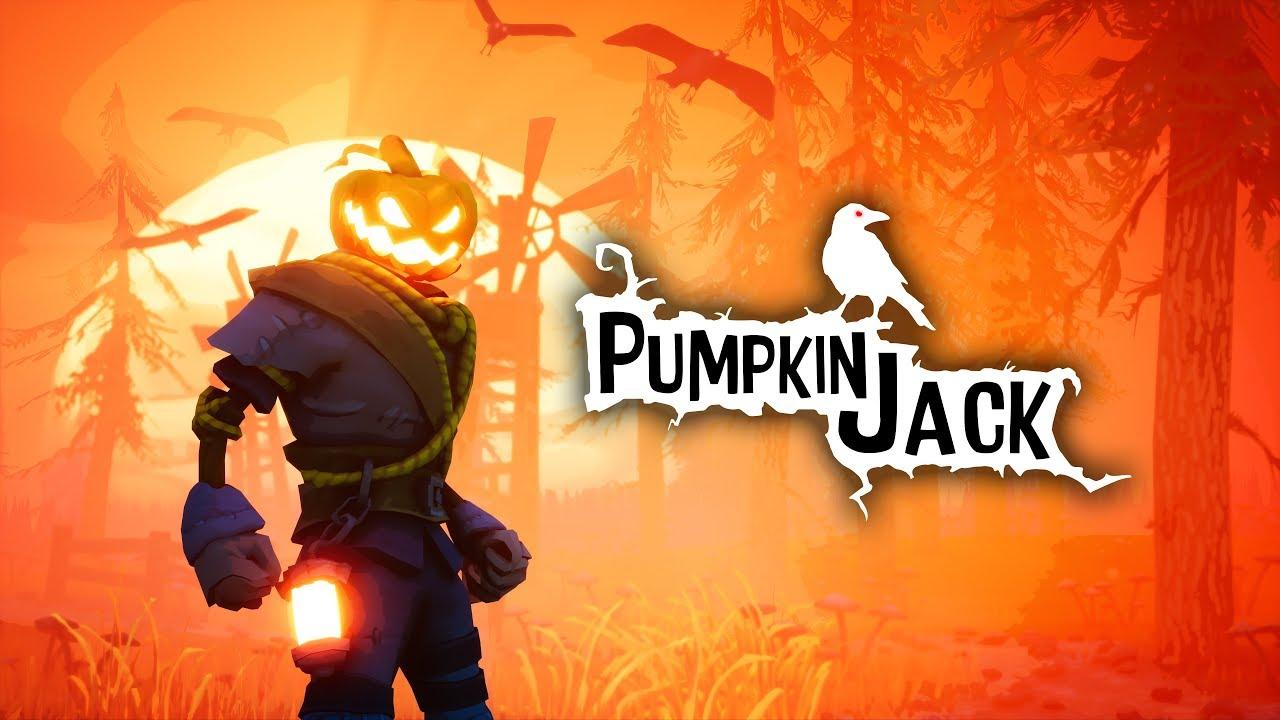 Pumpkin Jack – Poriadna Halloweenska zábava!