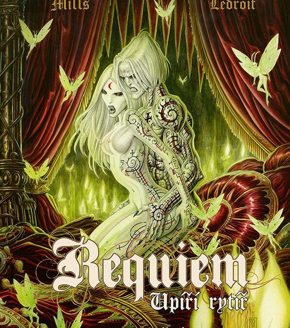 Requiem: Upíří rytíř 3 – Pekelne dobrá kresba!