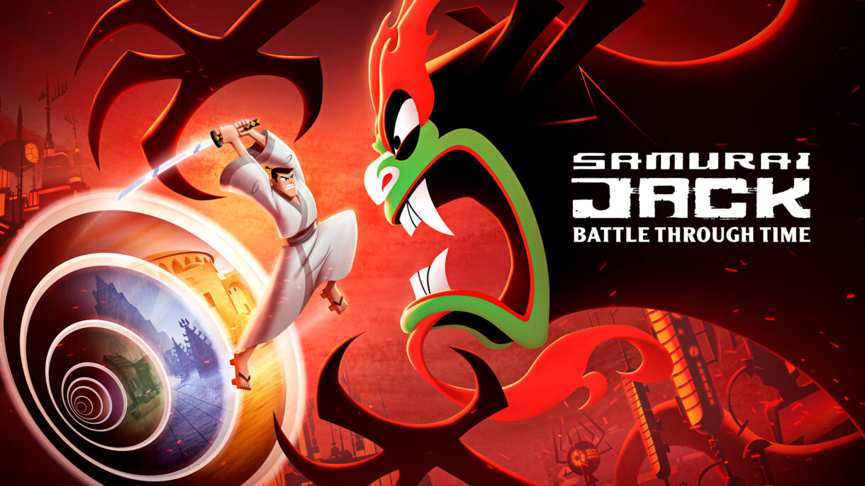 Samurai Jack: Battle Through Time – Hra na motívy animovaného seriálu.