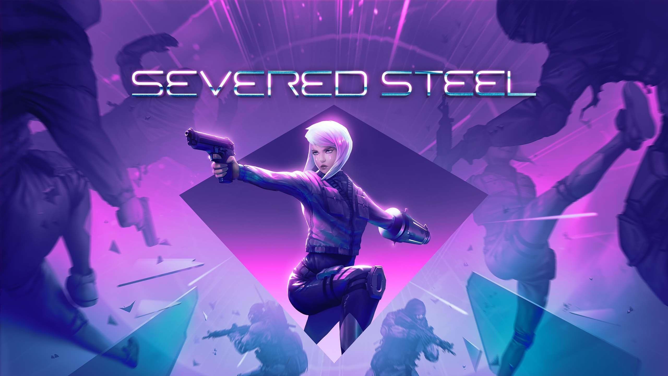Severed Steel – Poriadne dynamická FPS.