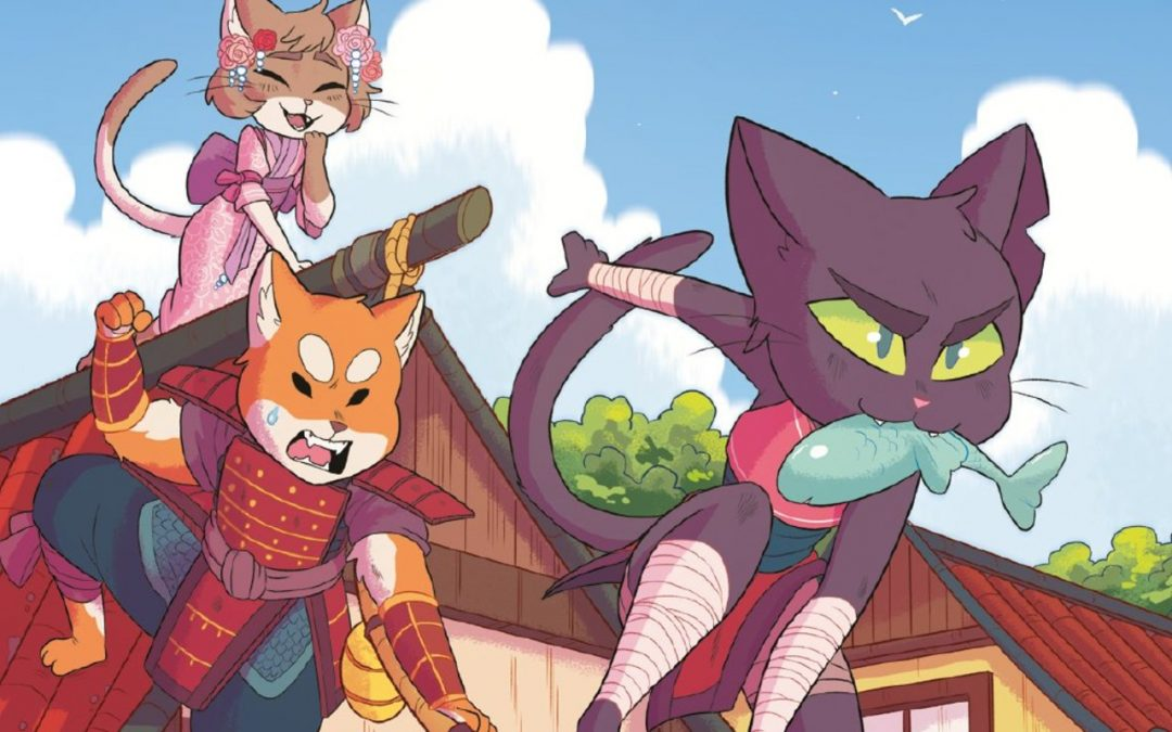 Shuricat – Legenda o ninja kočkách