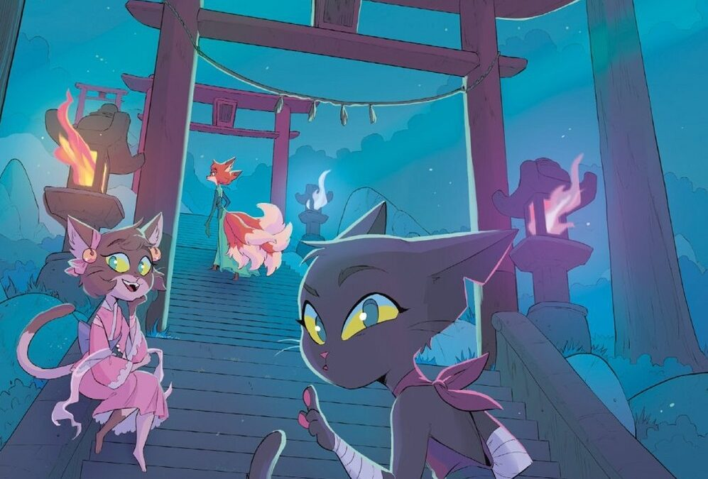 Shuricat 2: Cesta kočičích samurajů