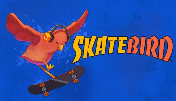 SkateBIRD – Vyšla tak trochu uletená skateboardová hra.