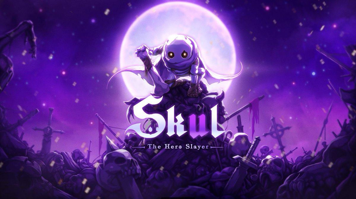 Skul: The Hero Slayer – Podarená bojová plošinovka.
