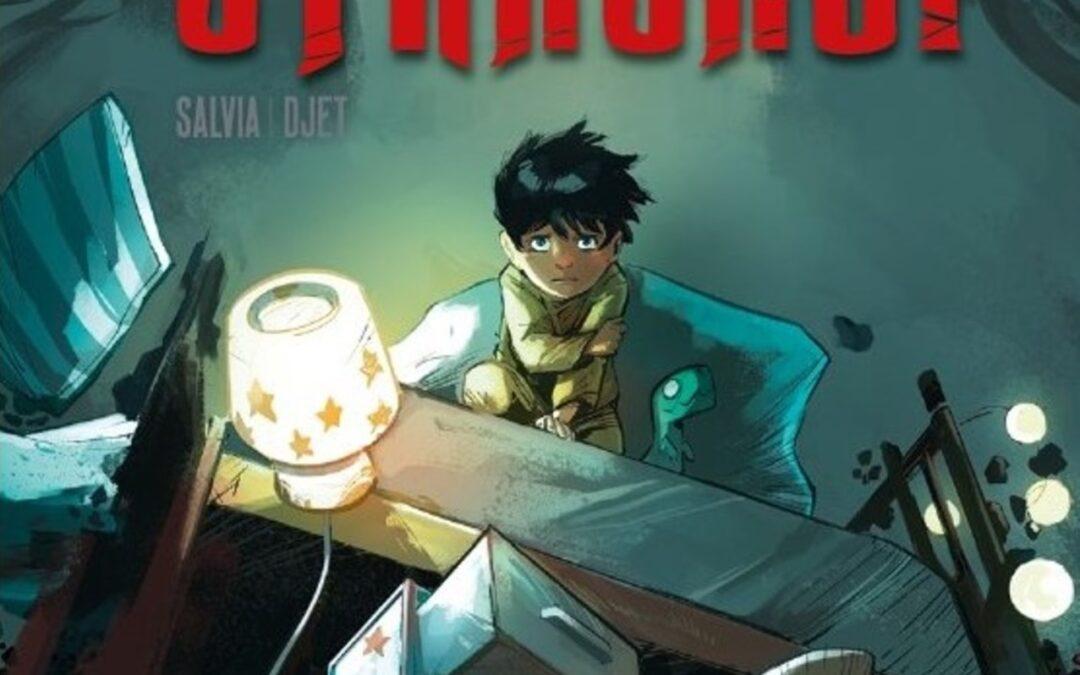 Strašáci – Hororový príbeh o chlapcovi, ktorý vidí krvilačné strašidlá.