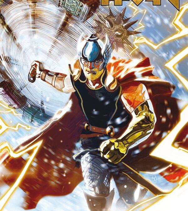 Thor 01: Bůh hromu znovuzrozený