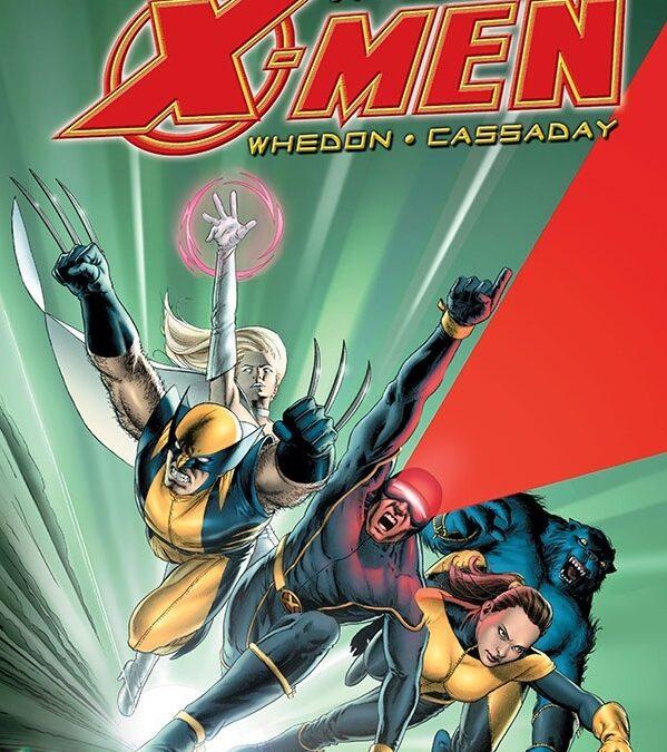 Astonishing X-Men 1: Nadaní